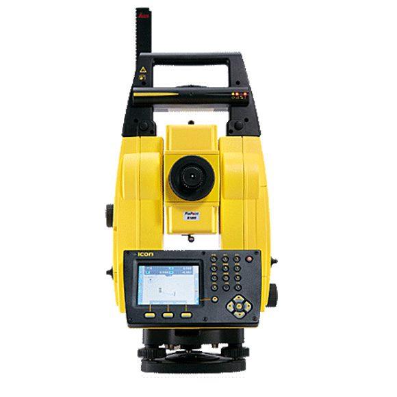 LeicaIconRobot60ConstructionSurveyingRobotic