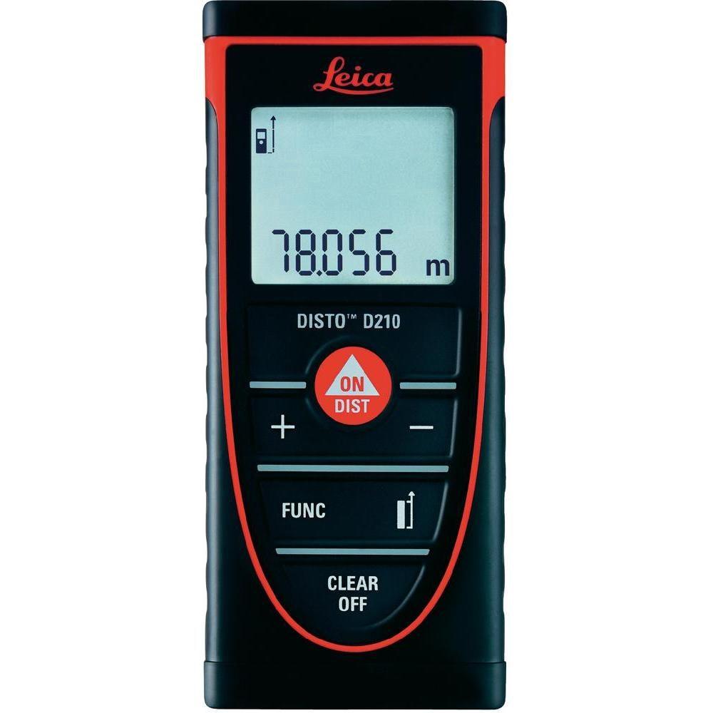 Leica DISTO D210 | Laser Distance Meters