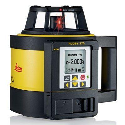 Leica Rugby 870 Grade Laser