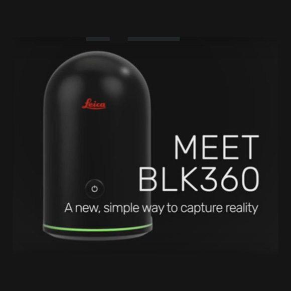 Leica BLK360 Laser Scanner