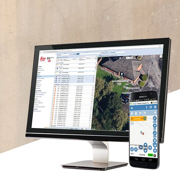 utility mapping software