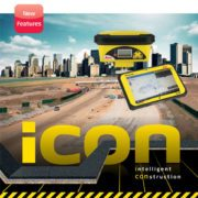 Leica iCON site construction software