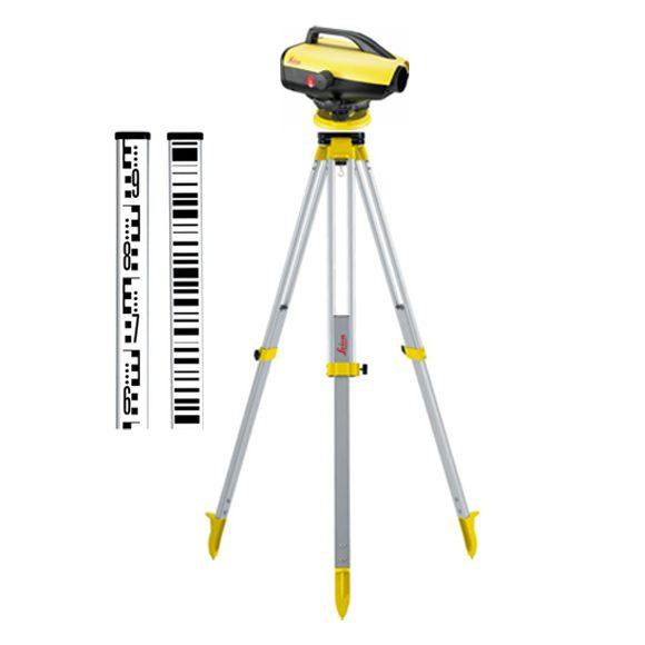 Leica Sprinter 150 Digital Level Package