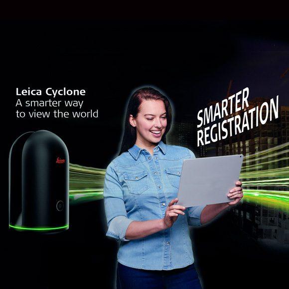 Leica Cyclone REGISTER 360