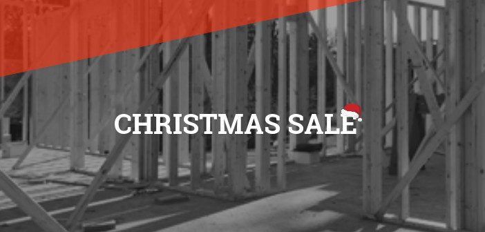Construction Technology Christmas Sale