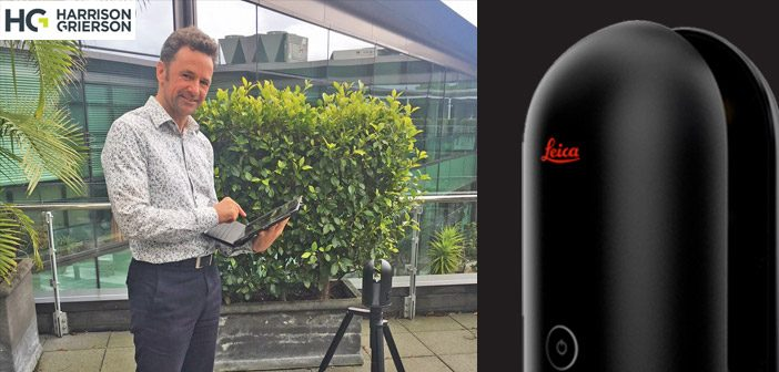 New Leica BLK360