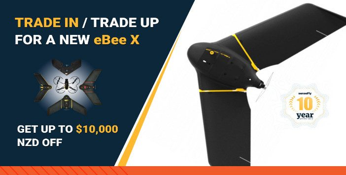 eBee X Trade In Offer