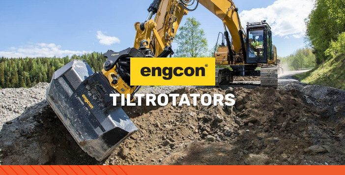 engcon Tiltrotators