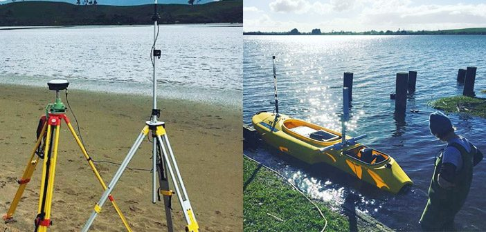 Mapping Tauranga Harbour Seabed