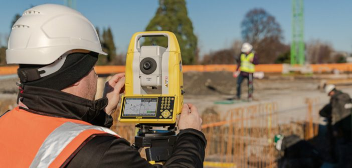 iCON manual total stations