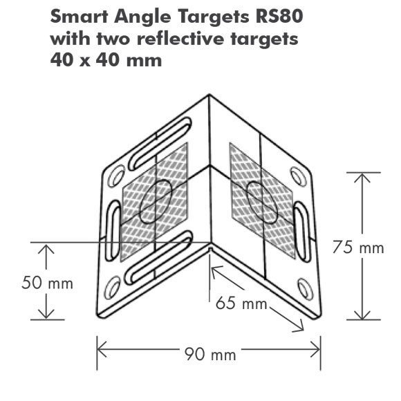 Rothbucher Systeme RS80 Smart Angle Target
