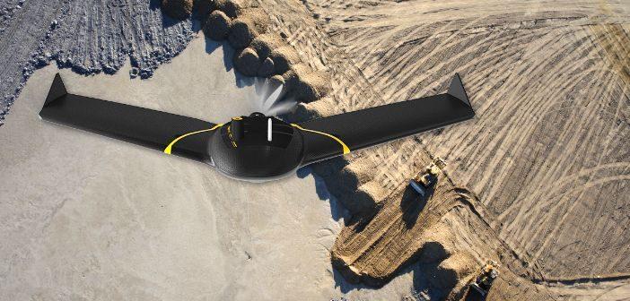 eBee X Survey Drone