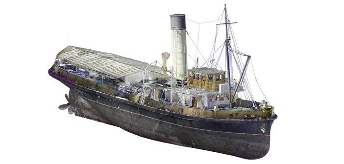 Digitally Preserving NZ's Maritime History