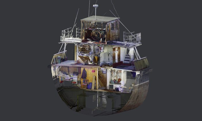 Digitally Preserving NZ's Maritime History